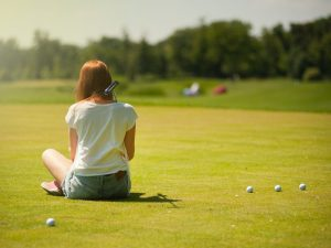 Issues Of Pace Becoming A Concern in Golf